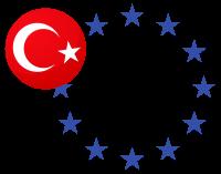 Turkey EU Accession Logo