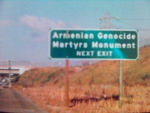 Armenian Martyrs Memorial Monument 1