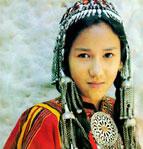 Turkmen Girl